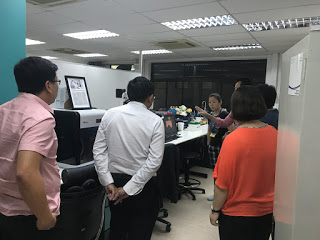 April'18- Quarterly training for our distributors