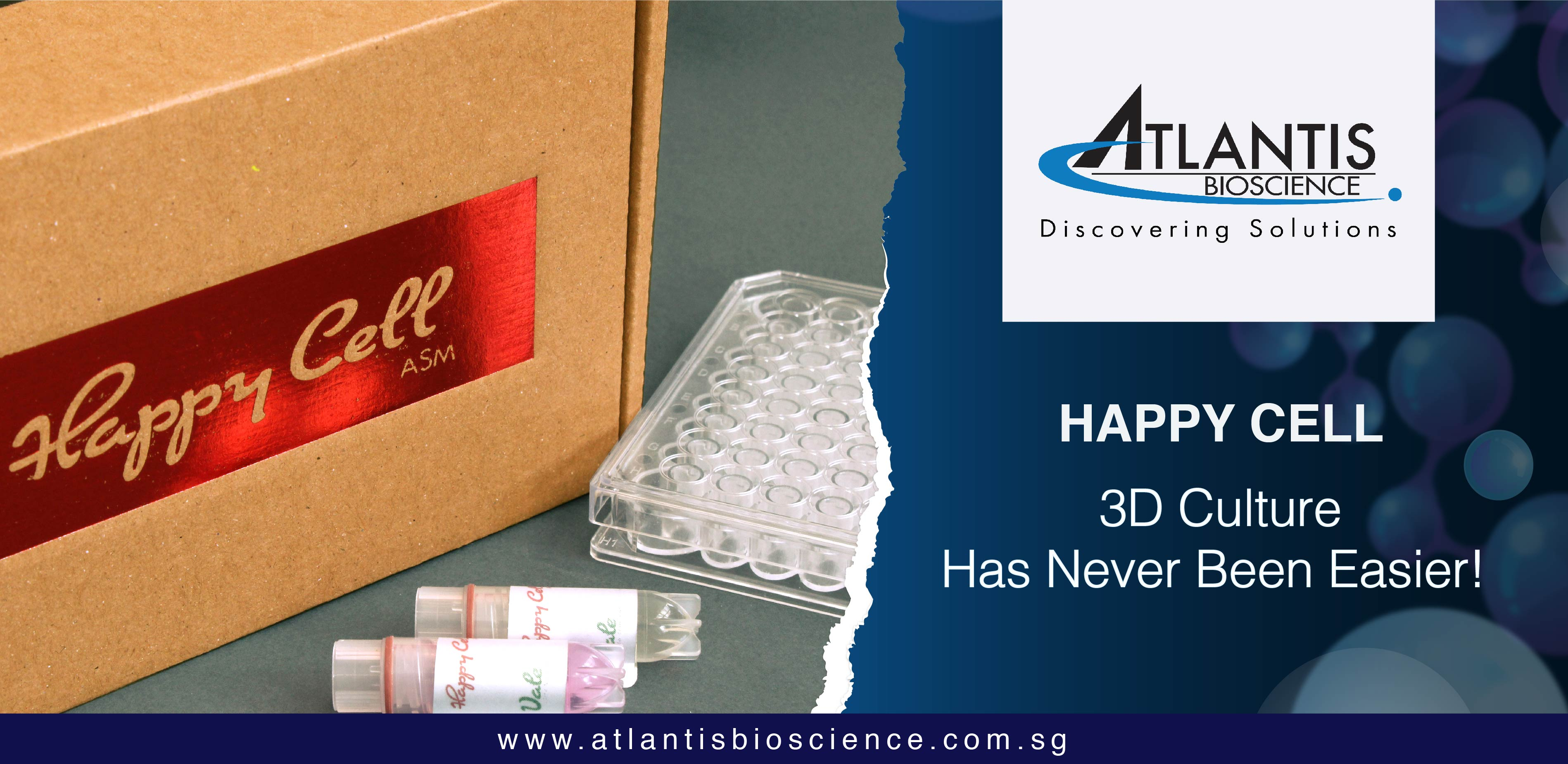 Happy Cell -Happier way to do 3D cultures